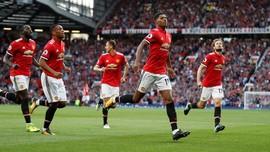 Manchester United dan Lukaku Bisa Pecahkan Rekor di Anfield