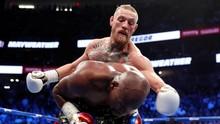 Tak Suka Ditantang, McGregor Disebut Bakal Duel Tinju