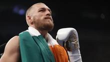 McGregor Senang Lihat Teman Kalahkan Seteru