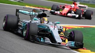 Lewis Hamilton Pimpin Start GP Amerika Serikat