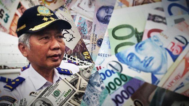 KPK Kantongi Nama Pemberi Uang Rp20 M ke Dirjen di Kemenhub
