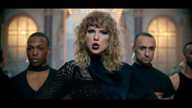 Bujuk Rayu Taylor Swift untuk Simpan Rahasia Video Musik Baru