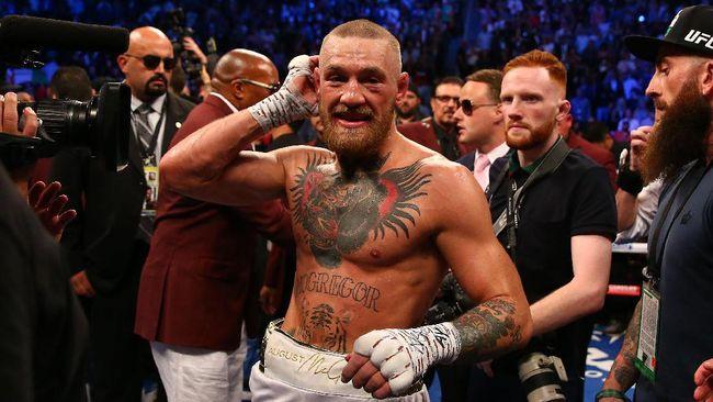 Presiden UFC: Keputusan Pensiun Conor McGregor Tepat