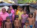 Kisah Rohingya Lintasi Perbatasan Demi Hindari Serangan