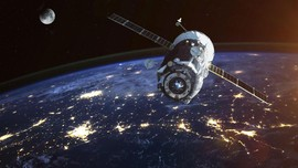 Bangkai Stasiun Antariksa China Jatuh di Samudera Pasifik