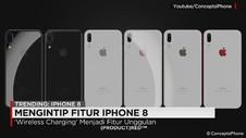 Mengintip Fitur iPhone 8