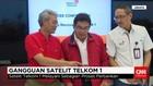Gangguan Satelit Telkom 1