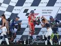 FOTO: Drama di Start ke-300 Valentino Rossi