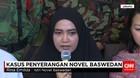 Istri Novel Baswedan Ingin Bertemu Presiden Joko Widodo