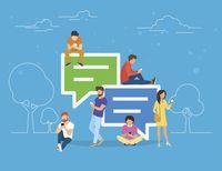 Keempat, bermedia sosial di Facebook dan Twitter mungkin tidak selalu harus memberikan komentar. Jaga diri kita untuk lebih bijak dalam memberikan komentar dan menjaga jari kita meneruskan berita yang sepertinya malah bisa menimbulkan konflik di kemudian hari. Foto: Thinkstock