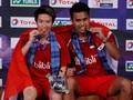 Dua Wakil Indonesia Juara di Perancis Terbuka