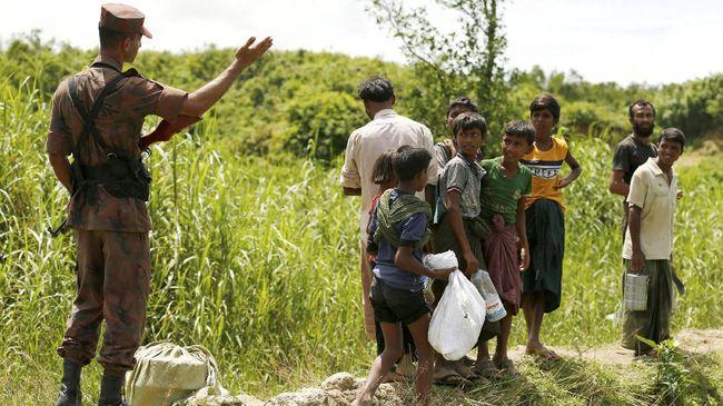 Bangladesh Larang Penjualan Kartu SIM Ponsel untuk Rohingya