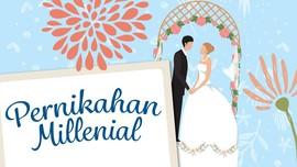 Menghitung Biaya Resepsi Pernikahan Millennial
