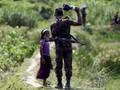 Indonesia Kecam Serangan Militan Rohingya di Myanmar