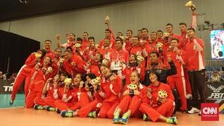 Atlet Peraih Medali SEA Games Belum Terima Bonus