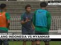 VIDEO: Timnas Indonesia Berburu Perunggu Lawan Myanmar