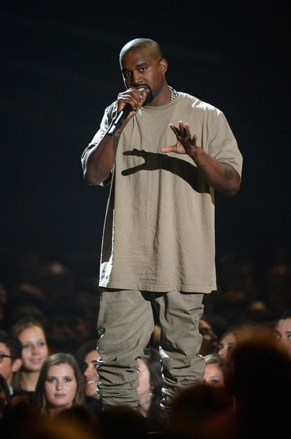 Takut Dibilang Gendut, Kanye West Pernah Sedot Lemak