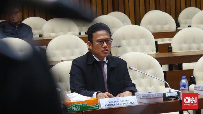 Direktur Penyidikan Datang ke Pansus DPR Meski Dilarang KPK