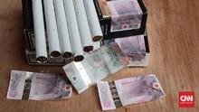 Potensi Cukai Raib Hampir Rp1 Triliun Gara-gara Rokok Ilegal