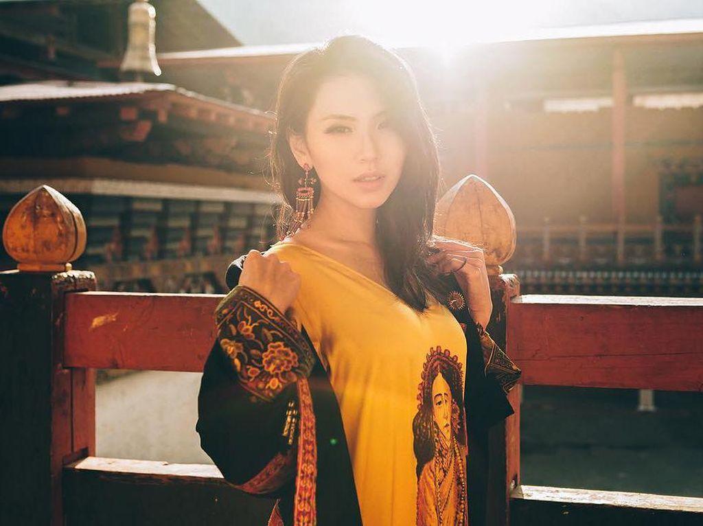 Foto: Mengenal Fitria Yusuf, Fashionista Cantik yang Mendadak Dicari Netizen
