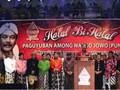 Halabihalal Punggowo Pecahkan Rekor MURI
