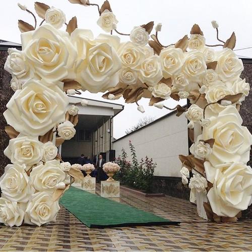 15 Inspirasi Dekorasi Paper Flower Yang Cantik Untuk