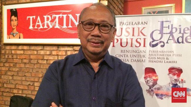Ebiet G Ade Bakal Gelar Konser untuk Indonesia Damai