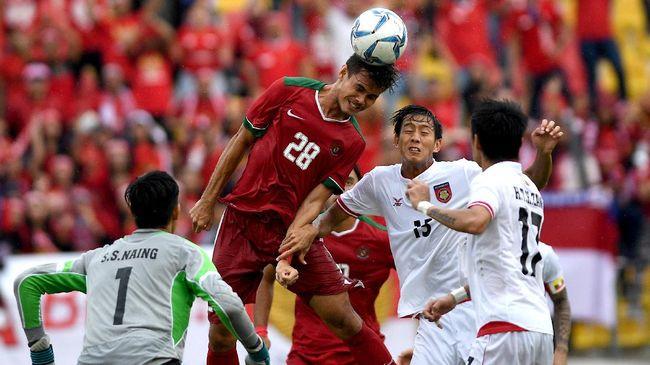 Timnas Indonesia U-23 Antisipasi Keunggulan Postur Suriah