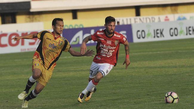 Lilipaly: Adu Jotos dengan Comvalius demi Sejarah Bali United