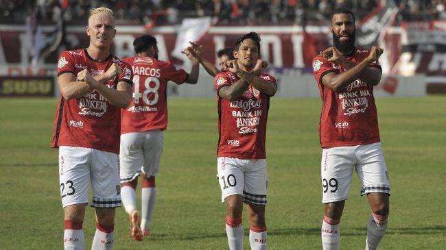 Bali United Pertahankan Bachdim, Comvalius Masih Tanda Tanya