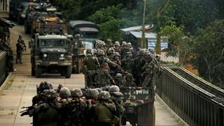 Filipina Perpanjang Darurat Militer Hingga Akhir 2019