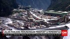Jalan Panjang Perundingan Freeport & Pemerintah