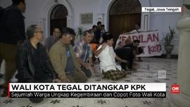 PNS Tegal Sujud Syukur Wali Kota Siti Mashita Diciduk KPK