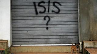 Perbatasan Indonesia-Malaysia, Rute Pelarian ISIS Filipina