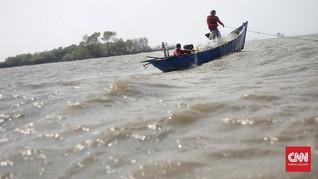 Polisi Filipina Selamatkan Tiga Nelayan Indonesia Hanyut