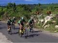 Indahnya Rute Balap Sepeda Internasional GFNY di Lombok