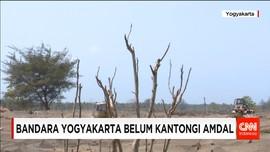 Bandara Yogyakarta Disomasi