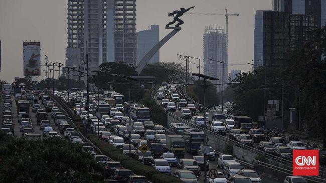 Organda Usul Pemerintah Atur Batas Pemakaian Mobil