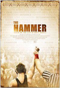 Berdasarkan kehidupan pegulat tuna rungu dan pejuang UFC Matt Hamill, The Hammer menawarkan kisah tentang gangguan pendengaran di usia lanjut yang diikuti pergelutan mendapatkan pengakuan identitas diri, determinasi, perjuangan, kerja tim, dan kemenangan. (Foto: IMDB)