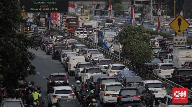 Tarif di Lima Ruas Tol Naik Rp500-Rp1.500 per 8 Desember 2017