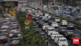 Uber Sebut Jumat Jam 5 Sore Paling 'Sumpek' di Dunia