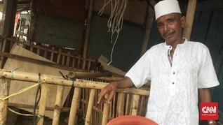 Pedagang Sebut Penjualan Kambing Kurban Turun 40 Persen