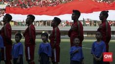 Indonesia Negara Penggila Sepak Bola Nomor Dua di Dunia