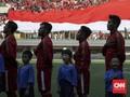Evan Dimas dan Irfan Bachdim Satu Tekad Bawa Indonesia Juara