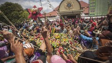 Jadwal Arakan 'Grebek Maulud' Keraton Yogyakarta