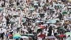 Banyak Jemaah Haji Indonesia Tumbang saat Lempar Jumrah