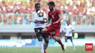 Stefano Lilipaly Bangga Perkuat Timnas Indonesia U-23
