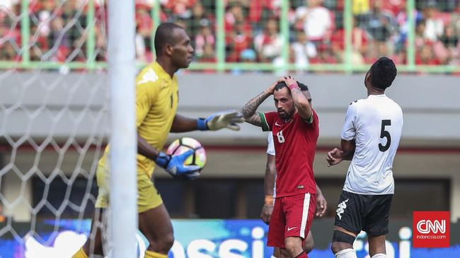 Timnas Indonesia vs Kamboja Bukan Laga Resmi FIFA