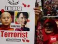 'Biksu yang Terlibat Pengusiran Rohingya Hilang Kebiksuannya'
