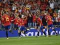 Bungkam Italia, Spanyol Kian Dekat ke Piala Dunia 2018